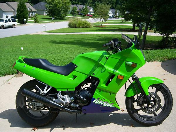 GEORGIA FS:2001 Kawasaki Ninja 250 - *SOLD*
